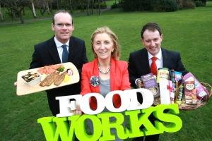 Food Works launched by Bord Bia, Enterprise Ireland and Teagasc