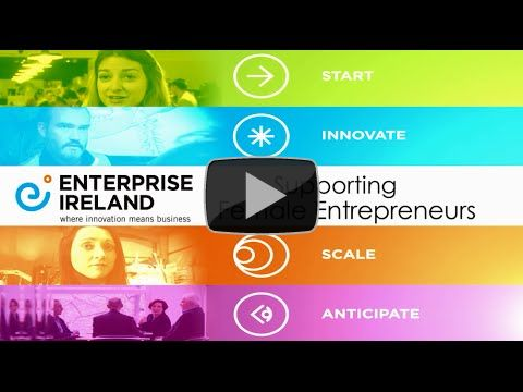Enterprise Ireland Female Entrepreneurship