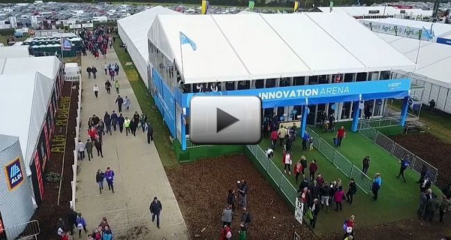 The Enterprise Ireland Innovation Arena at The National Ploughing Championships