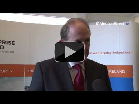 Record €16.2 billion exports from Enterprise Ireland client companies in 2012