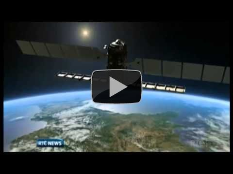 ESA Satelite Copernicus Feature on RTE News