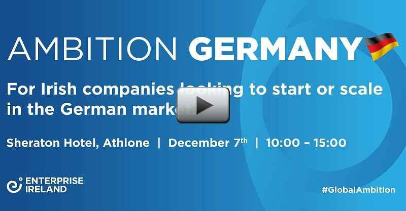 Ambition Germany